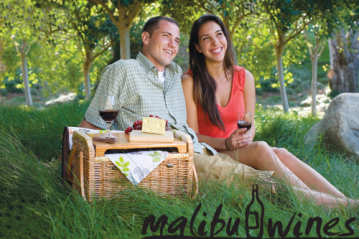 couple-enjoying-great-wines-at-Malibu-Family-Wines-on-a-wine-tasting-tour-in-the-Malibu-Canyons