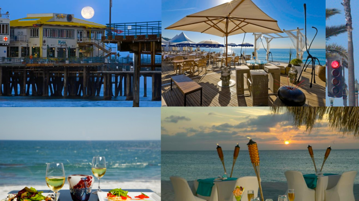 Best Oceanview Dining in Southern California