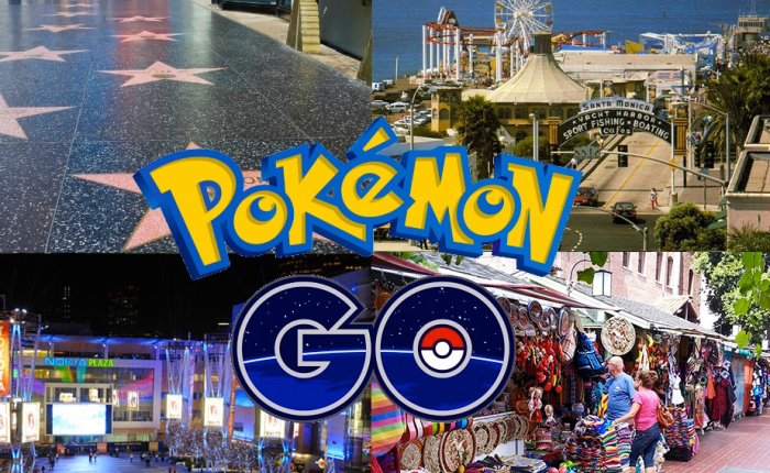 NEW: Pokemon Go Limo Tours in the Greater LA Area!